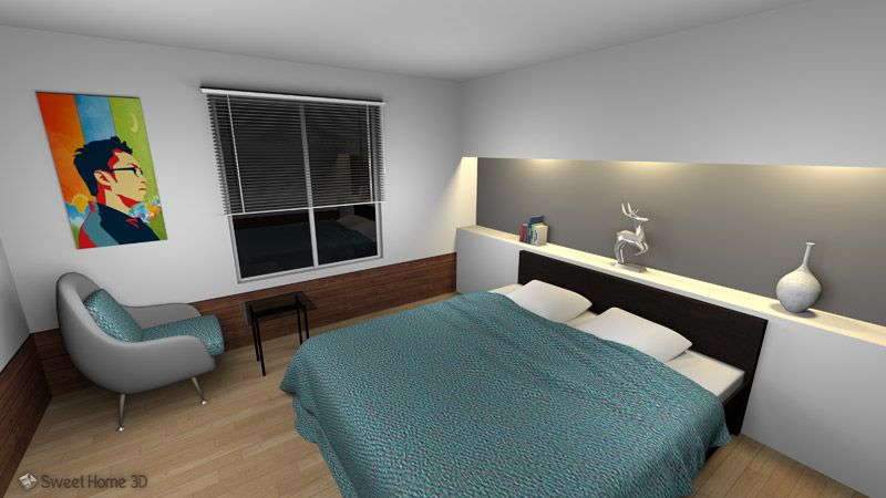 Sweet home 3d dessinez vos plans d 39 am nagement librement for Concevoir son propre plan de maison