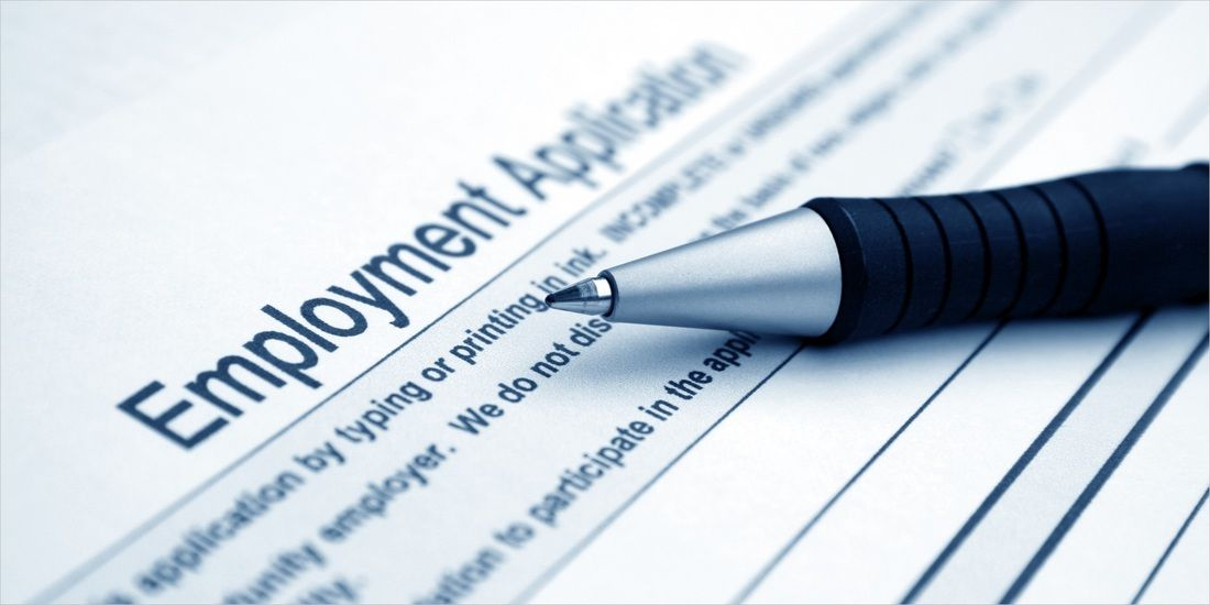 Why both? Resume and Employment Application InADocument