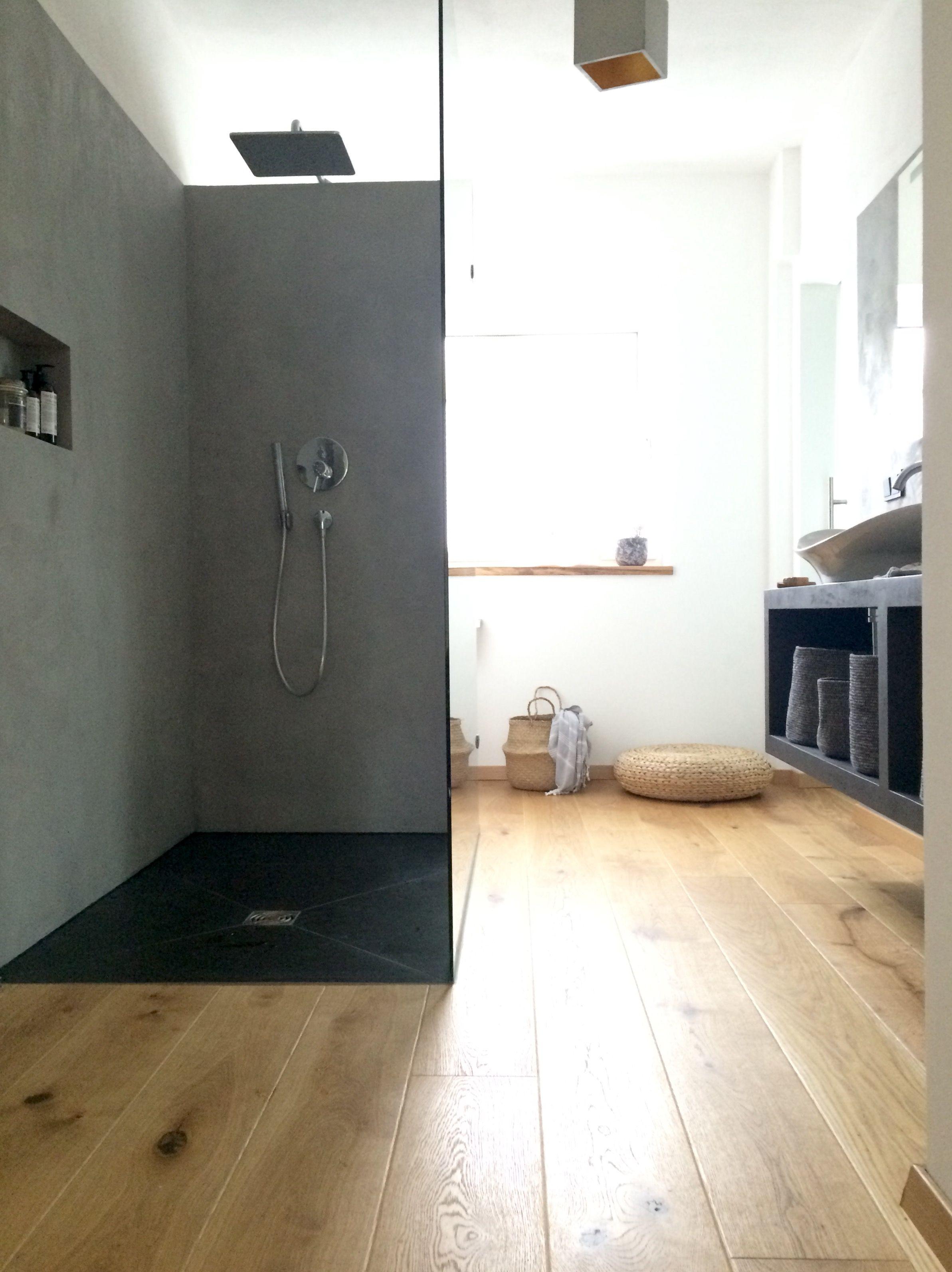 Badezimmer design dusche im bad  haus and bath
