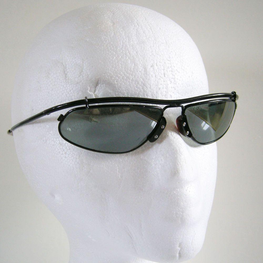 6e05a8622f488 Vintage B L Ray-Ban W2393 Inertia Sunglasses Bausch Lomb G-31 Mirror Lenses   RayBan