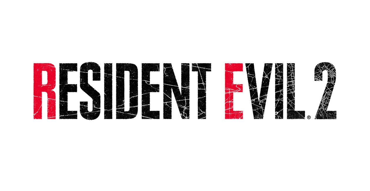 Resident Evil 2 Logo Resident Evil Resident Evil Collection Evil