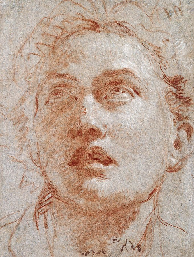 Pin By Personal Interest On Lore In 2020 Portrait Drawing Drawings Man Looking Up