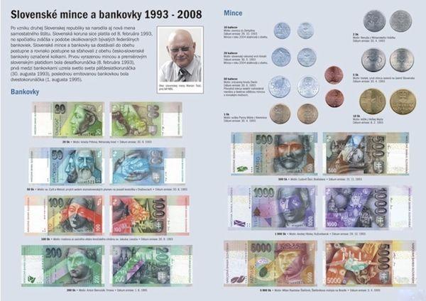 Pred 23 rokmi vznikla slovenská mena, rozhodovalo sa medzi korunou a slovenským…