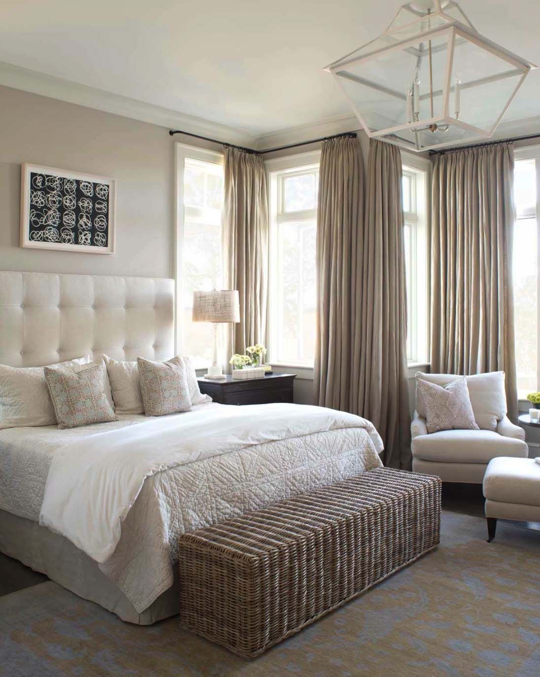 Romantic Bedroom Color Ideas: 35+ Spectacular Neutral Bedroom Schemes For Relaxation