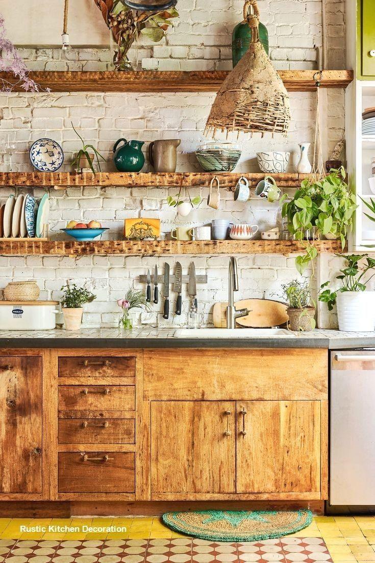 60 boho chic interior kitchen designs and decor ideas bohemian style ideas 42 farmhouse on boho chic home decor kitchen id=36337