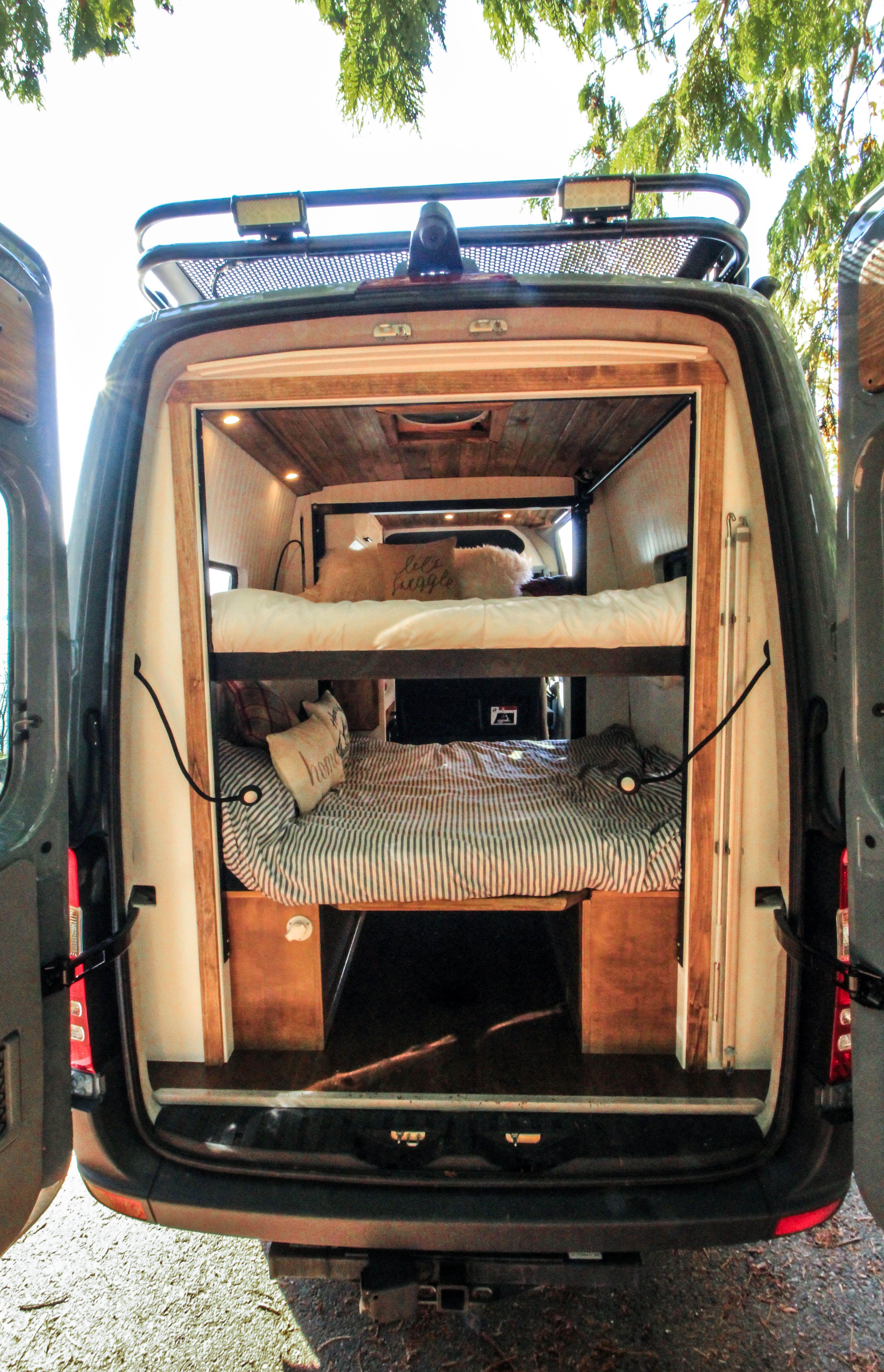 The Family Van Conversion Freedom Vans Van Life Diy Van Life Van Conversion Interior