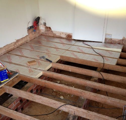 Image Result For Insulating Walls With Plywood Floor Insulation Insulating A Shed Insulated Garden Room