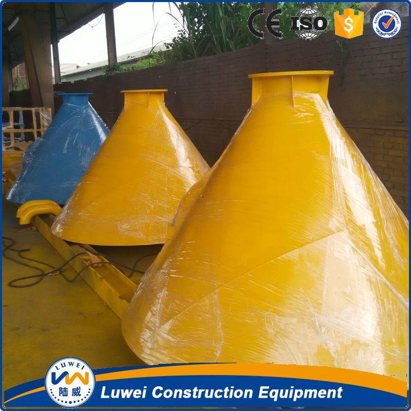 High Quality 30t Steel Silo Cone Hopper Bottom Type Silo From Luwei Silos Steel Cement