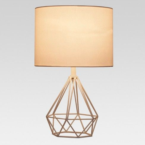 Entenza Wire Geometric Table Lamp Brass Lamp Only Project 62 Target Table Lamp Brass