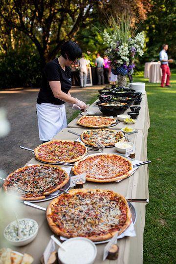 pizza wedding  Wedding ideas in 2019  Pinterest  Polterabend Jga and Hochzeitsessen