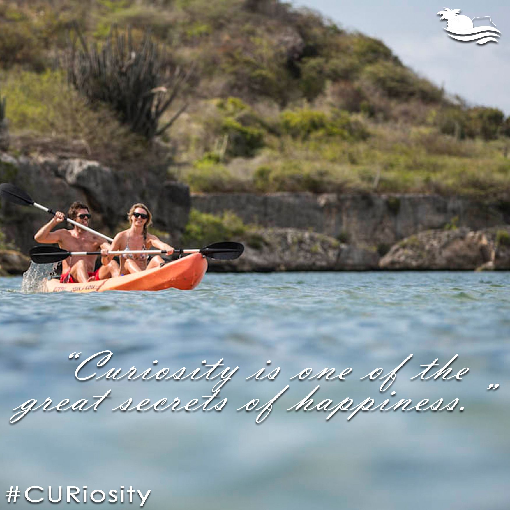 """Curiosity Quotes Curiosity Is One Of The Great Secrets Of Happiness."""" Travel"""