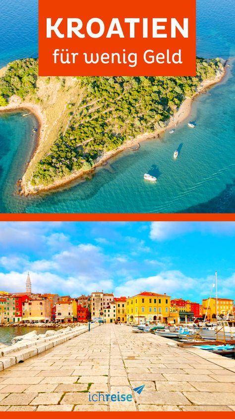 Wo du einen Kroatienurlaub für wenig Geld machen kannst