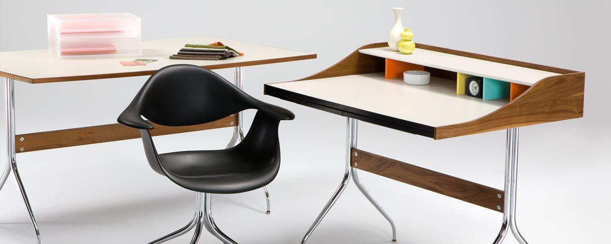 Escritorio de diseño de George Nelson - Herman Miller Escritorio - diseo de escritorios