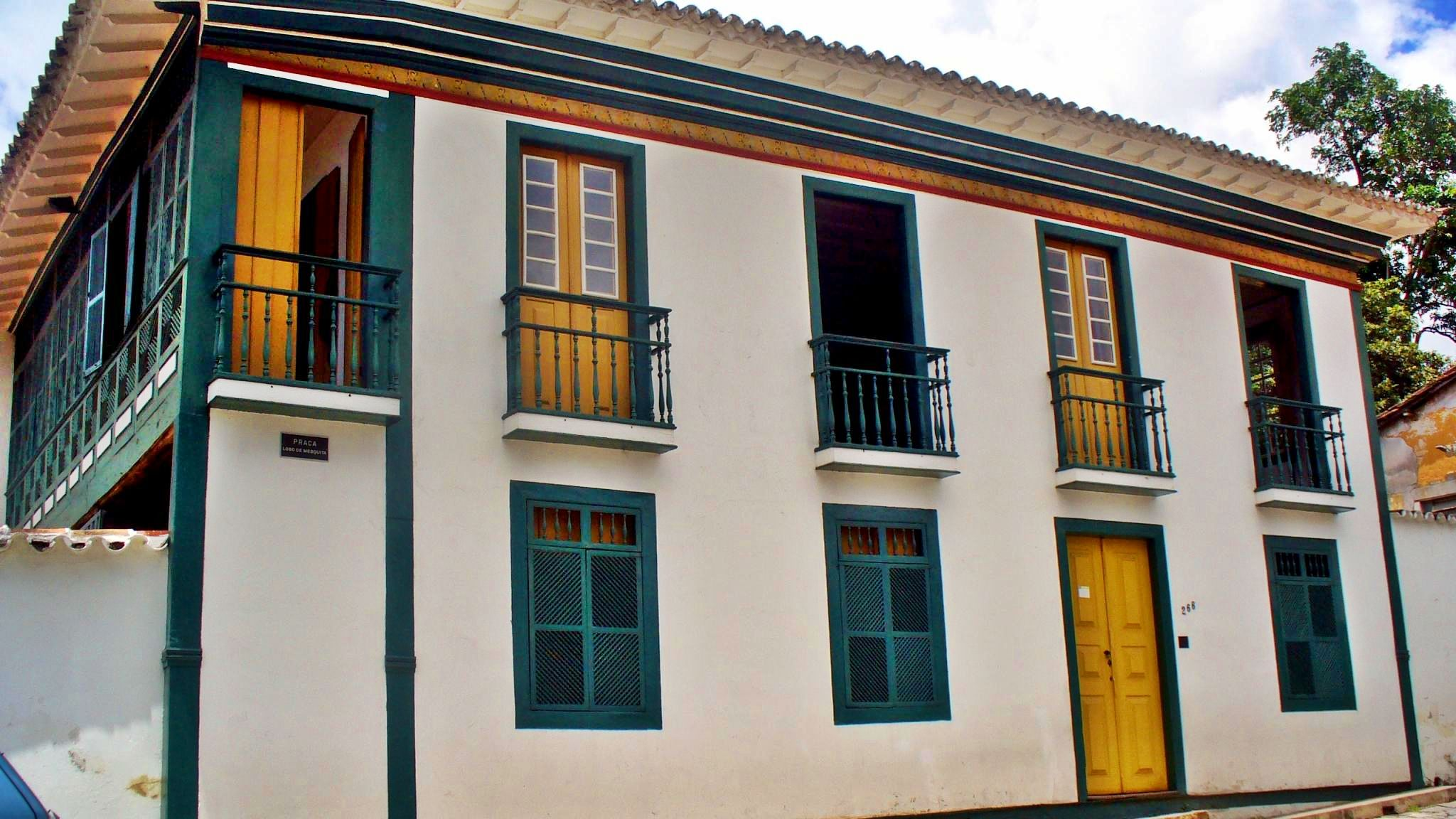 Casa de Chica da Silva - Diamantina/MG