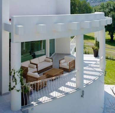 Resultado de imagen para terrazas modernas exterior mi casa