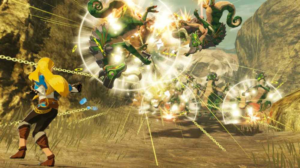 Hyrule Warriors Age Of Calamity The Kotaku Review Hyrule Warriors Breath Of The Wild Warrior
