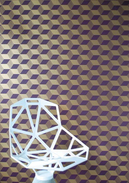 Ferm Living behang / wallpaper