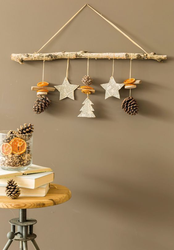 50 Amazing Christmas Craft For Kid Design Ideas #wood