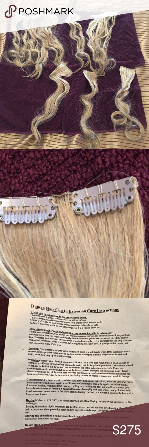 Gorgeous Blonde Hair Extensions Gorgeous Blonde H Clip In Hair