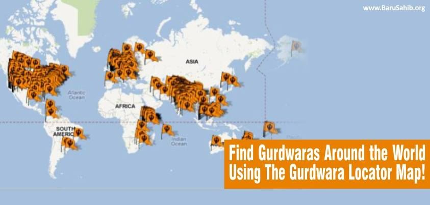Find gurdwaras around the world using the gurdwara locator map the find gurdwaras around the world using the gurdwara locator map the live interactive worldwide gurdwara locator map helps you to easily find out about an gumiabroncs Gallery