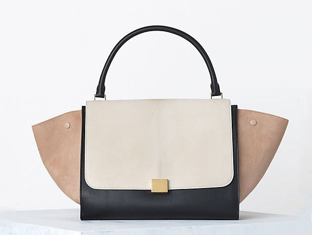 275c6de0fa40 Celine Trapeze Bag Spring 2014 Prices
