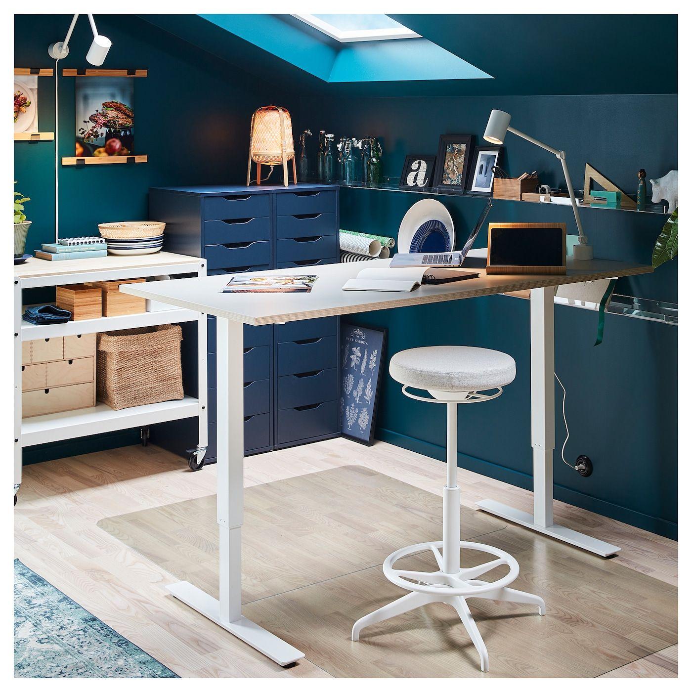 Lidkullen Sitz Stehstutze Aktiv Gunnared Beige Ikea Osterreich In 2020 Ikea Home Desk