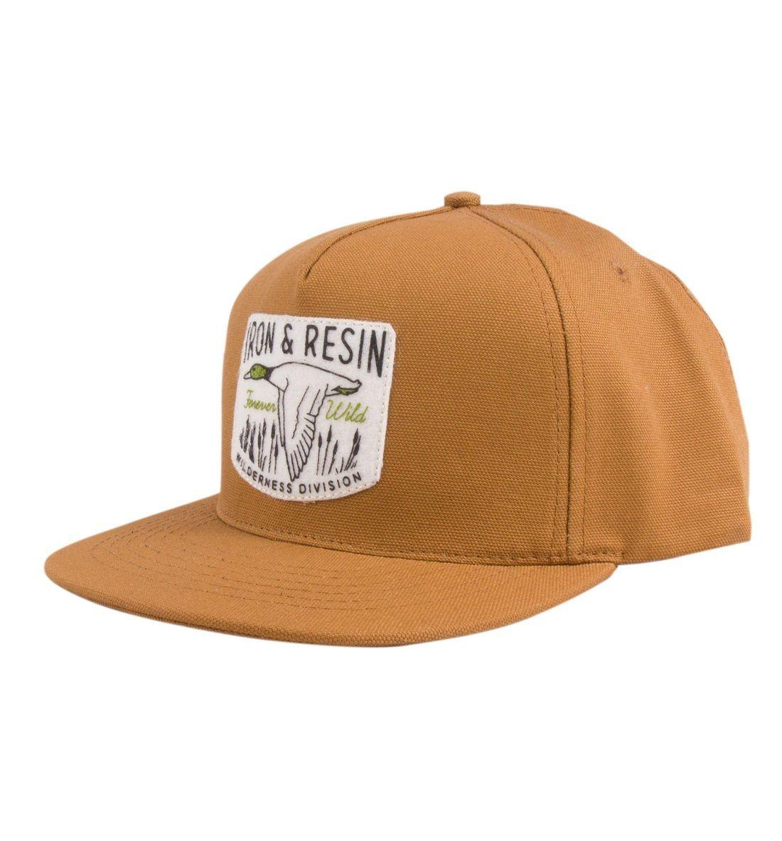 63dde4279eb Wilderness Hat - Headwear - Iron and Resin