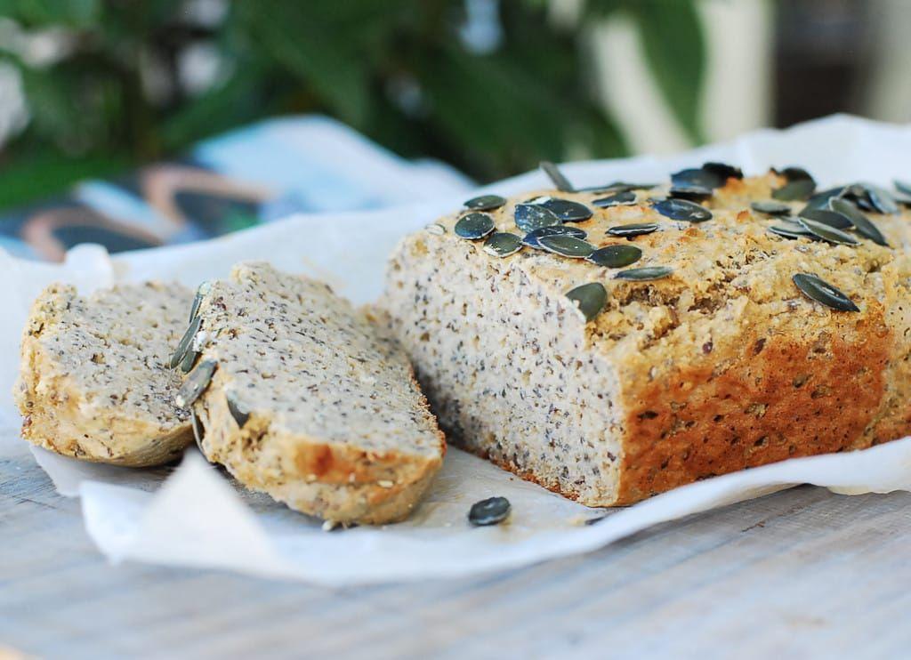 Gluten free buckwheat bread fastpaleo grain free bread