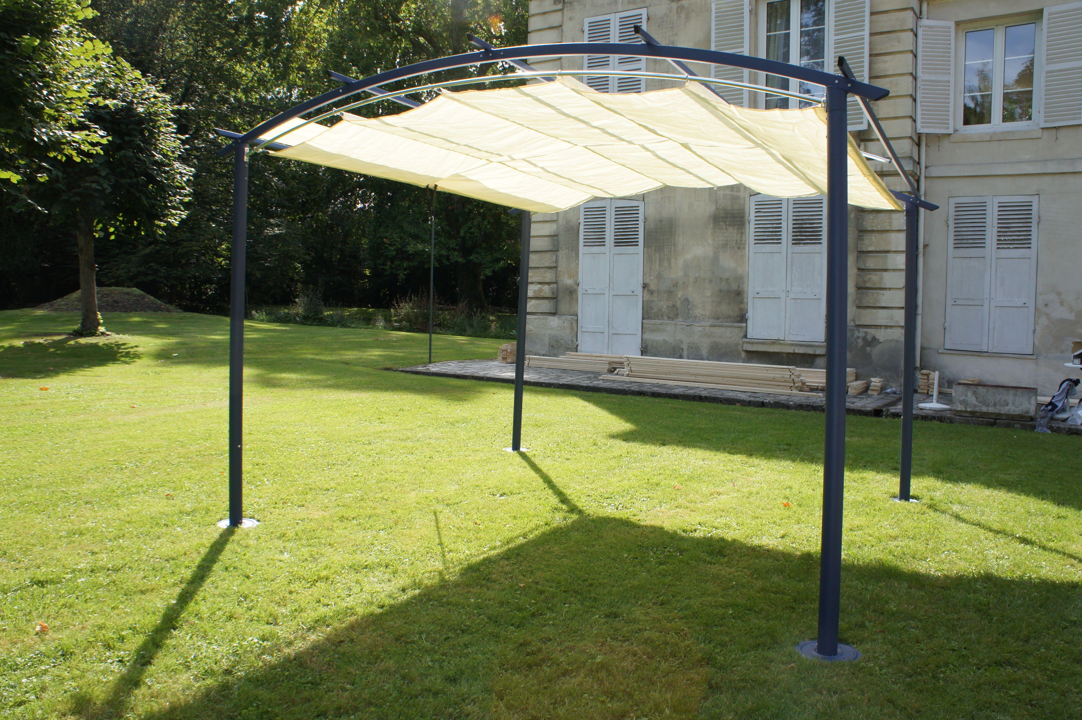 Tonnelle de jardin - Modèle OCÉANE | DESTOCKAGE 2013 | Pinterest