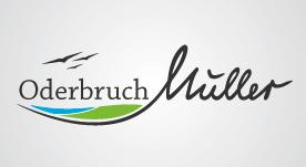 Logodesign - Oderbruch Müller - www.oderbruch-mueller.de