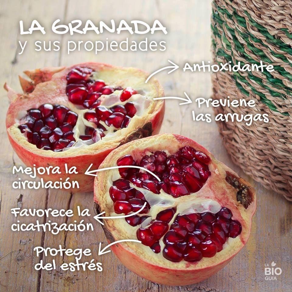 La Granada, beneficios