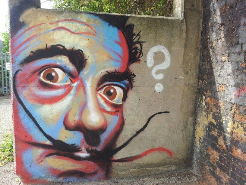 Salvador Dali, Artist: unknown. Location: Cheltenham