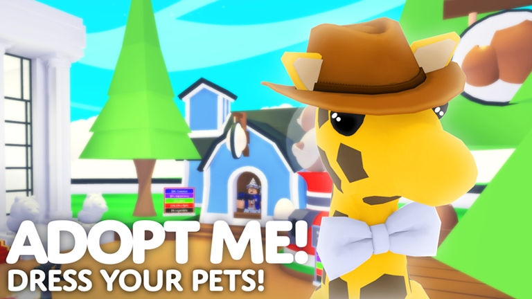 Adopt Me Roblox In 2020 Adoption Your Pet Roblox