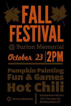 fall festival flyers