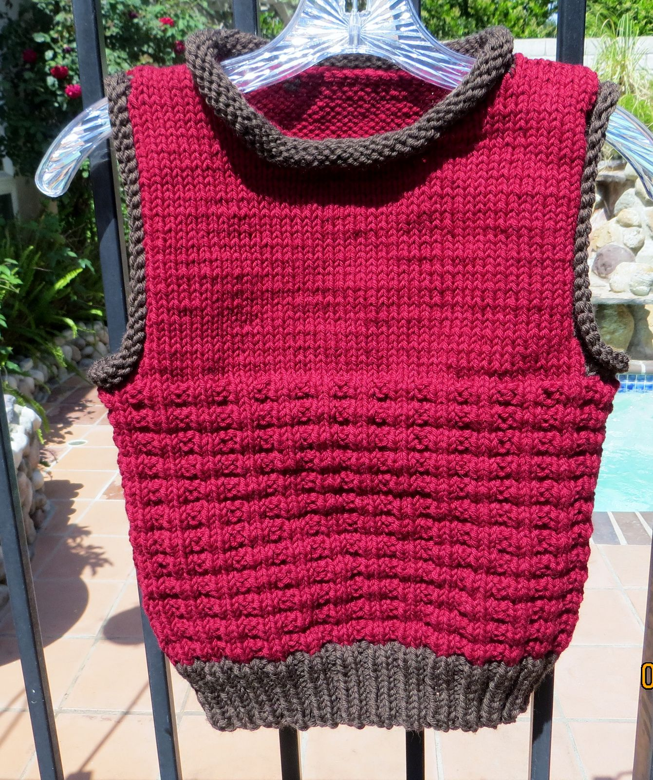 Ravelry: Heart Warming Vest by Betsy Teitler | Free baby ...