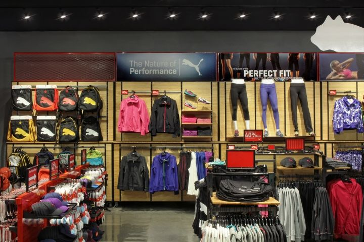 e390f0b31965e PUMA LEED Platinum store by Colkitt&Co, Syracuse New York sports ...