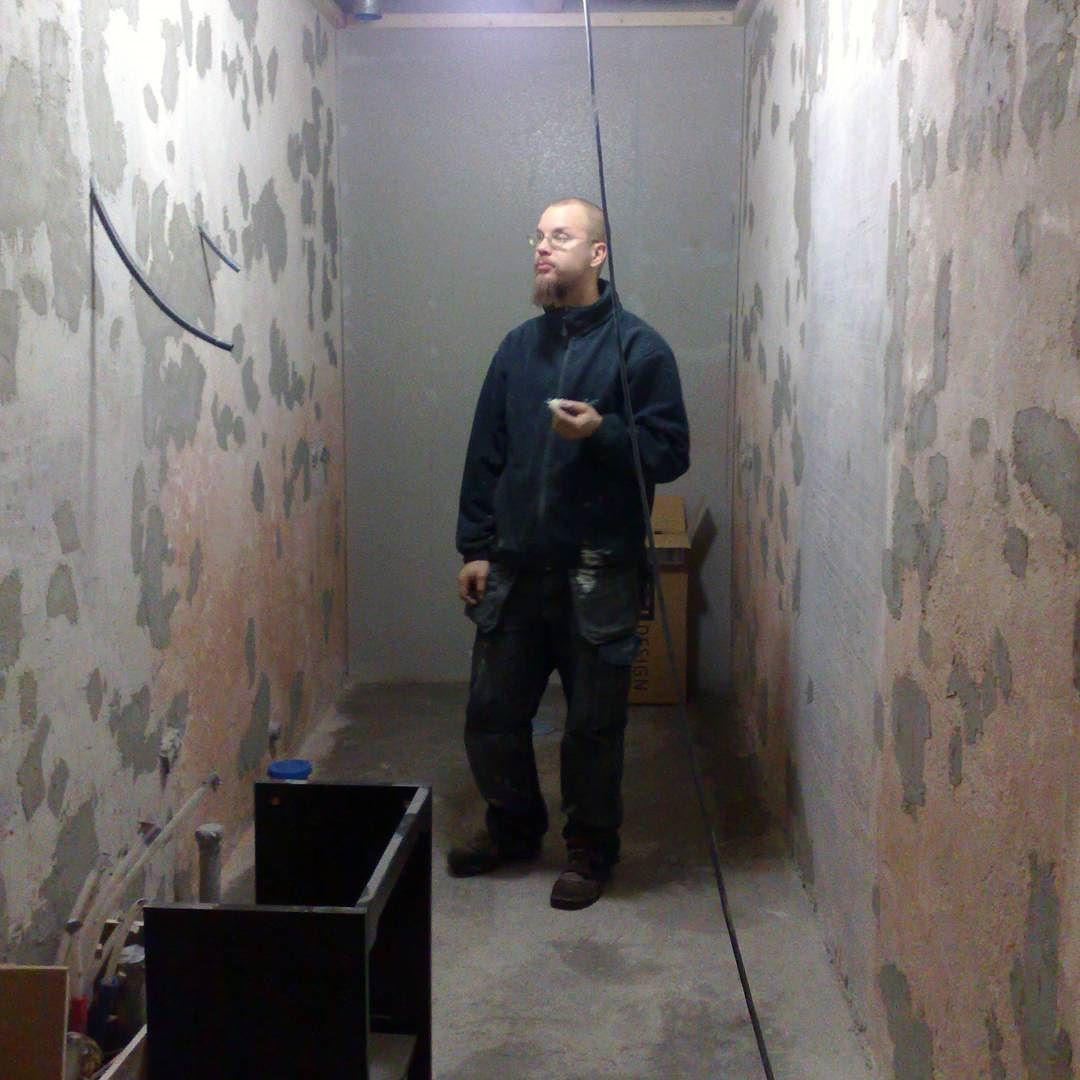 Kylpyhuoneen Seinien Maalaus