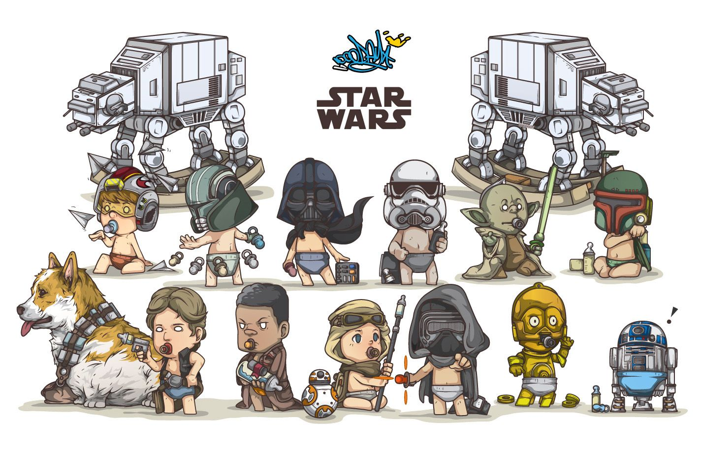 """< May the Force be with you > I Love """" #StarWars """" . What character do you like?  The Force Awakens !!!"""