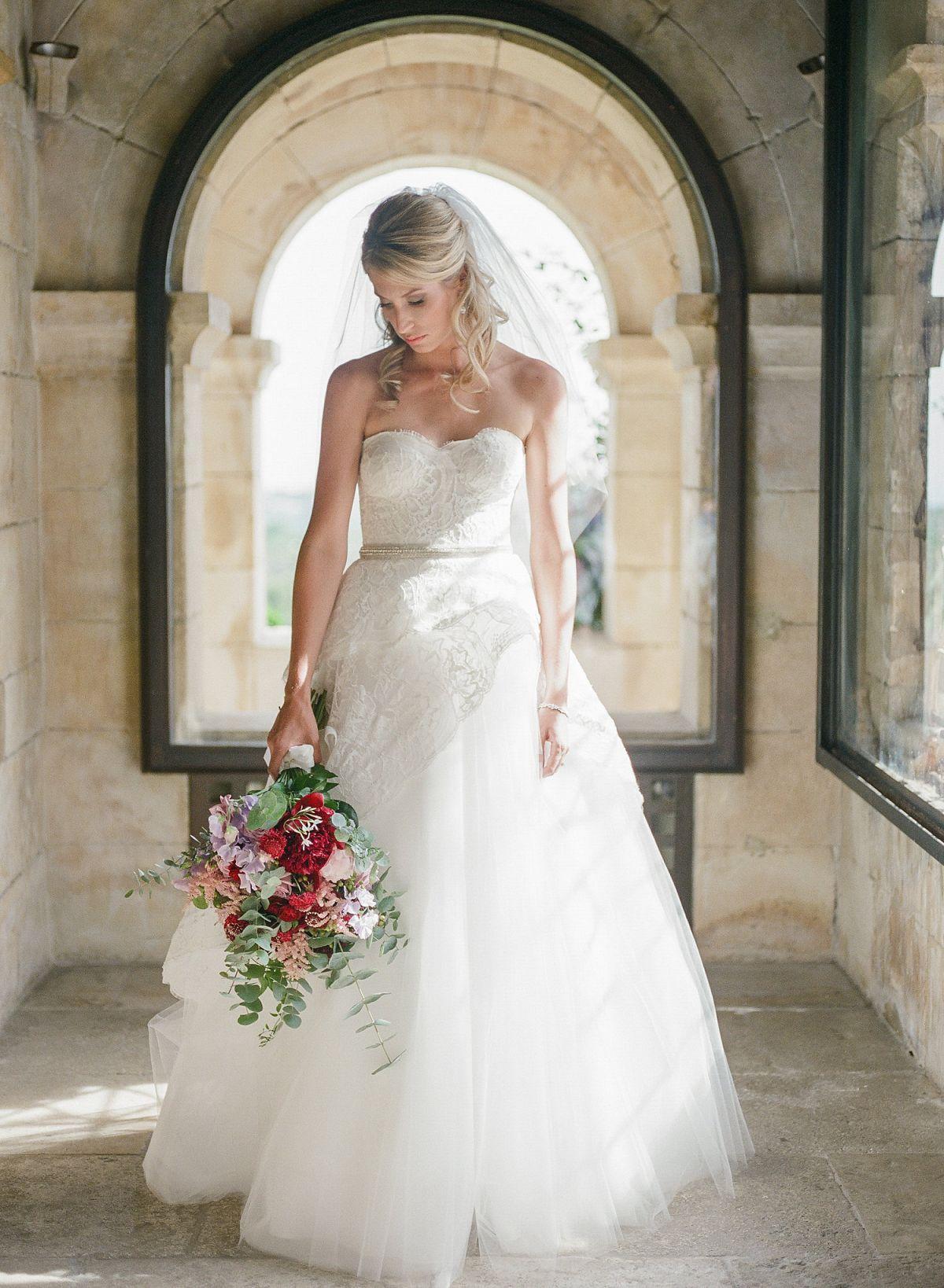 とってもロマンティッグな #ウエディング #ドレス #wedding #dress
