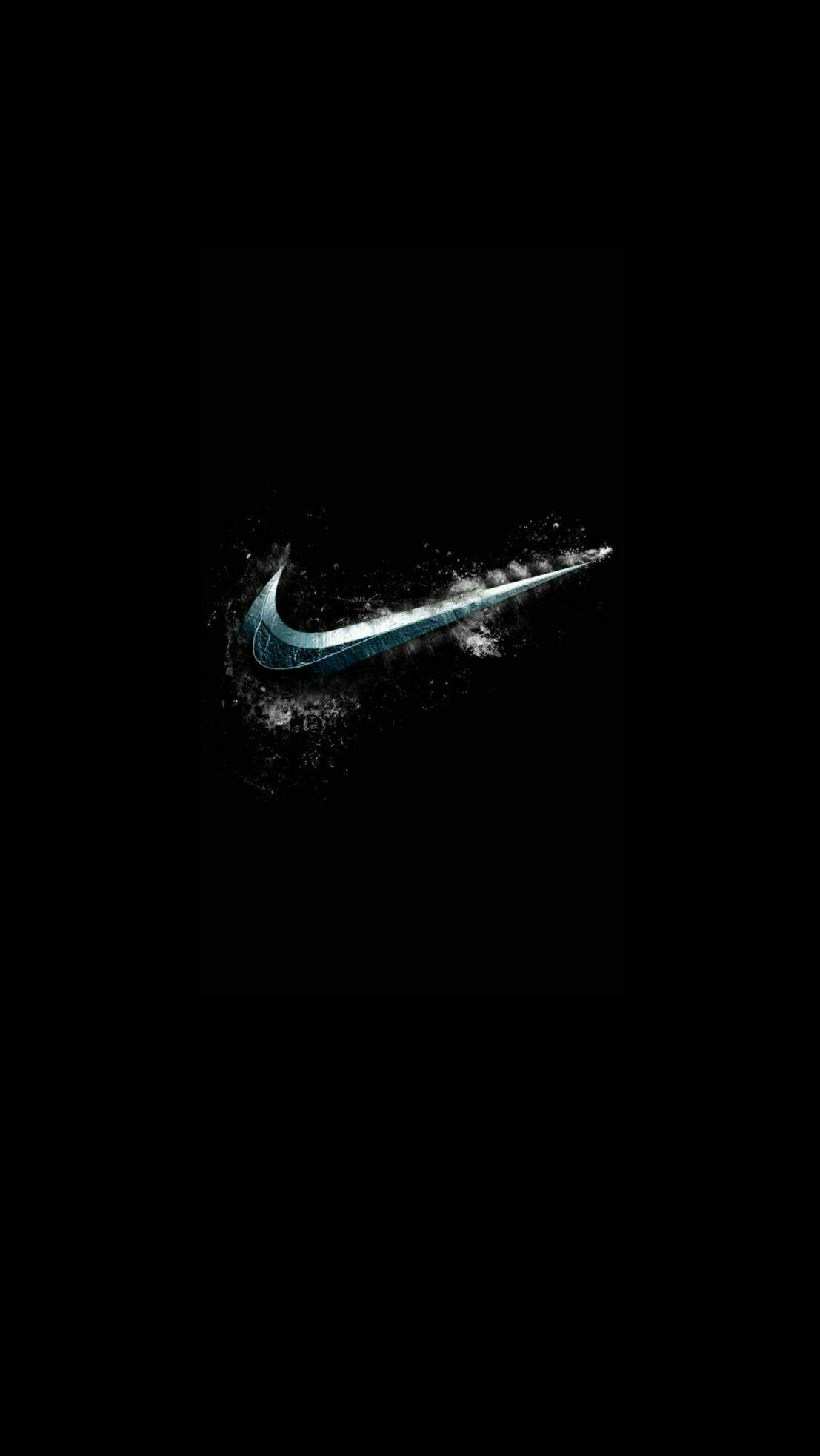 Nike Black Wallpaper Iphone Android Fondos Cosas