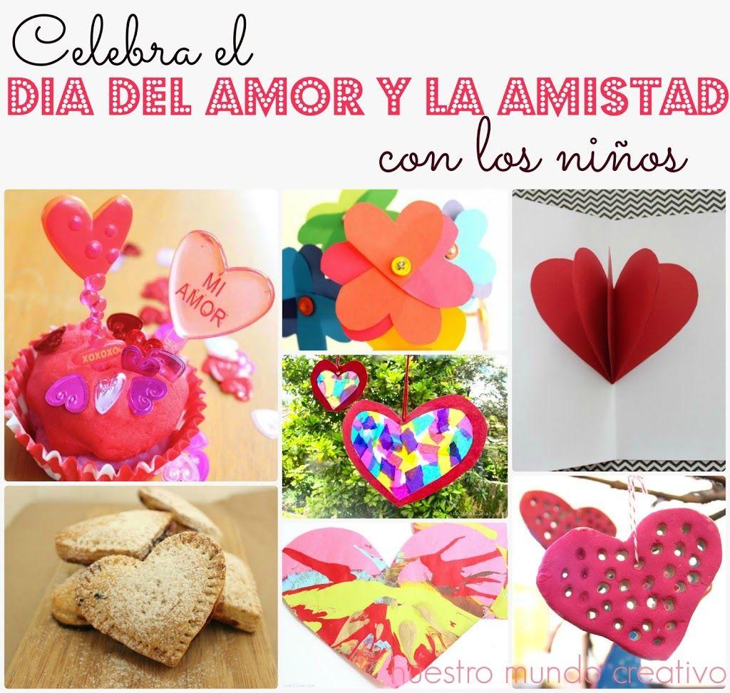 Actividades Para Ninos Dia De Amor Y Amistad Dia De Amor Y Amistad Actividades De Amistad Actividades Para Ninos
