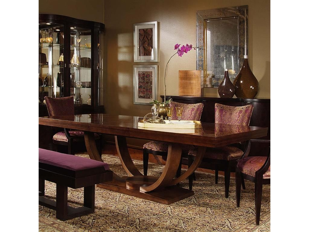 Terrific Century Furniture Dining Room Dining Table 55H 302 Product Lamtechconsult Wood Chair Design Ideas Lamtechconsultcom