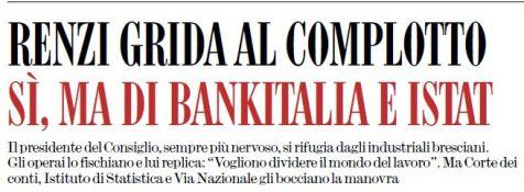 Informazione Contro!: Il giovane Matteo è diventato il complottista Renz...