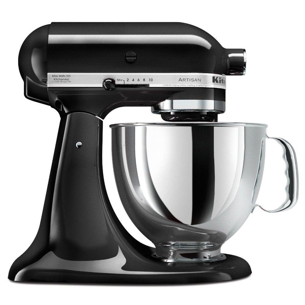 Uncategorized Kitchen Aid Small Appliances batedeira stand mixer artisan onyx black mixers kitchenaid series mxn liked on polyvore featuring home kitchen dining small appliances filler kitchen