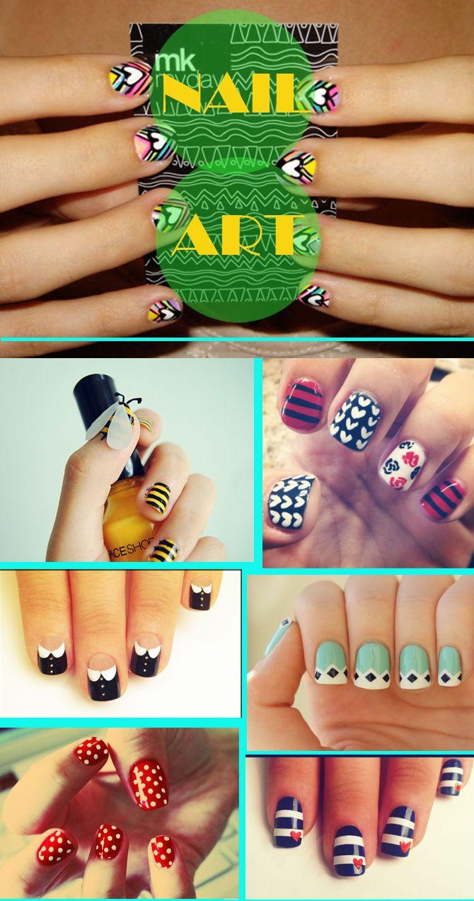 Miss Hunter: Arte en tus uñas   nails   Pinterest   Arte en tus uñas ...