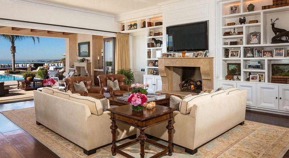 Inside The Insane 19m Malibu Mansion Gigi Hadid Grew Up In Yolanda Foster Home Malibu Mansion Yolanda Foster