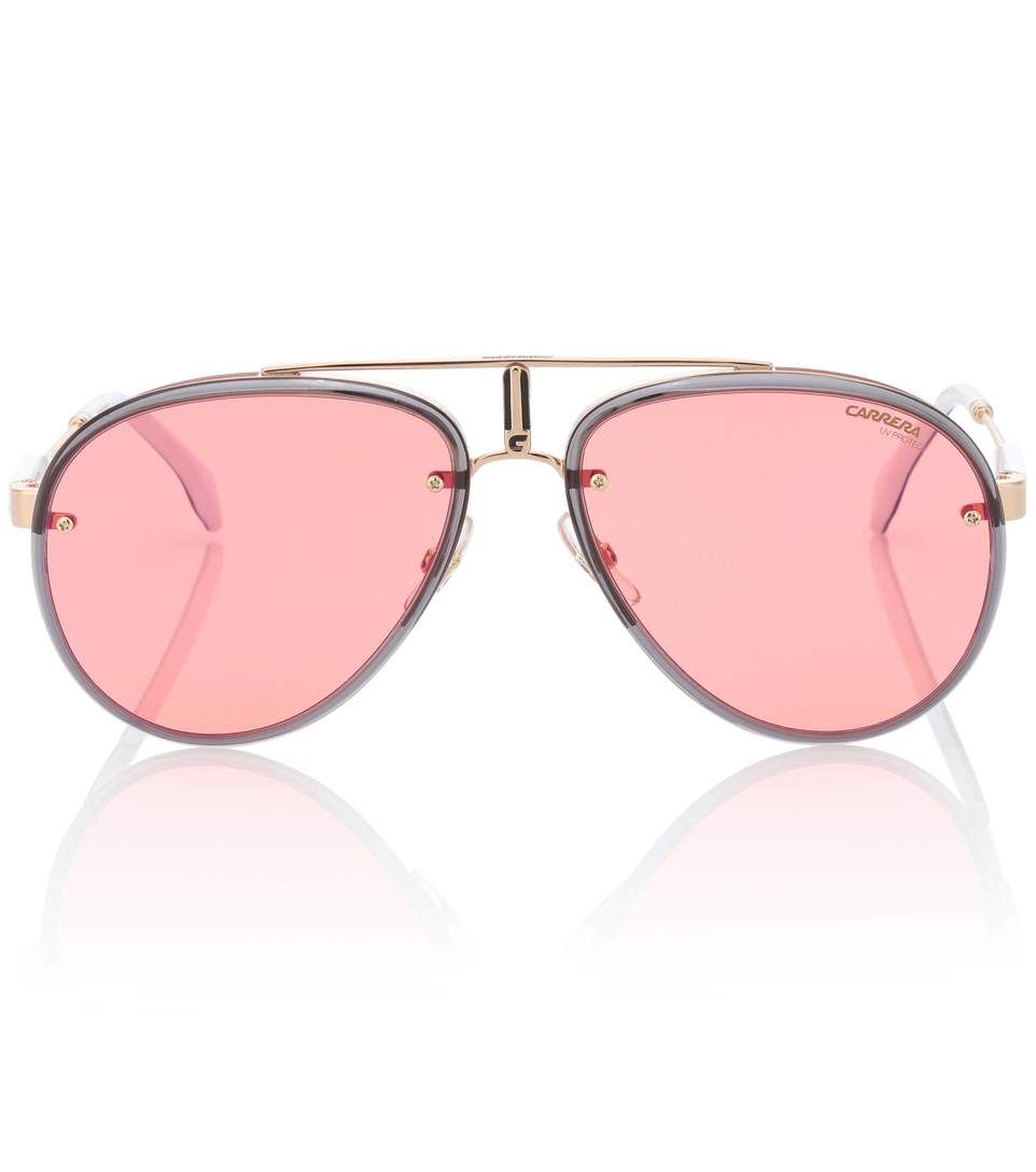 CARRERA Exclusive to mytheresa.com – Carrera Glory aviator sunglasses.   carrera   92e94a0744