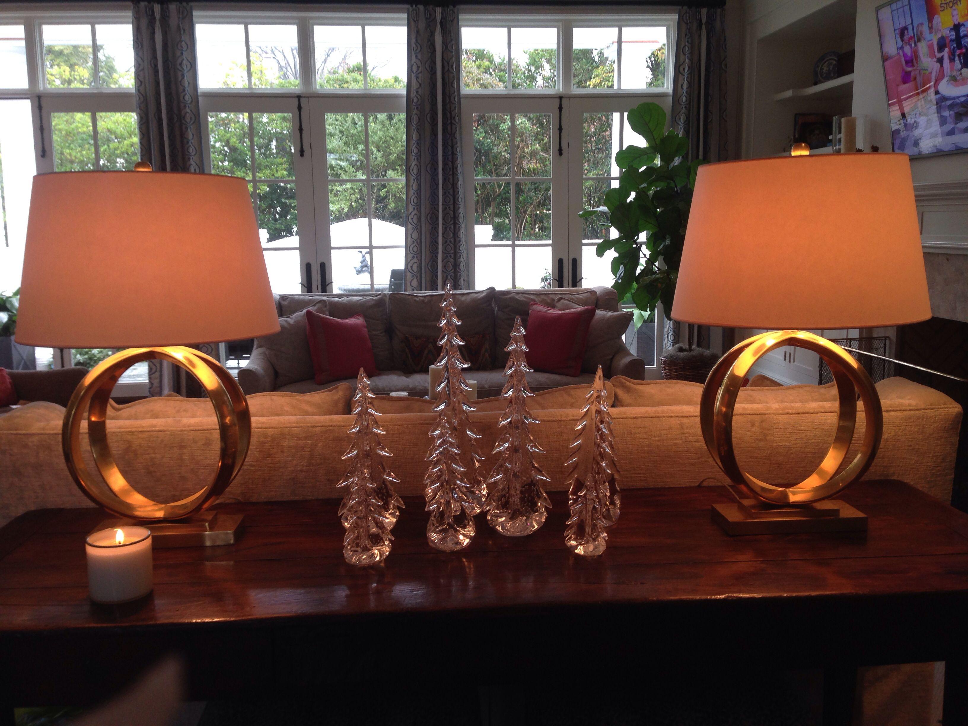 Simon Pearce Christmas Trees! Stunning! | Decor, Table ...