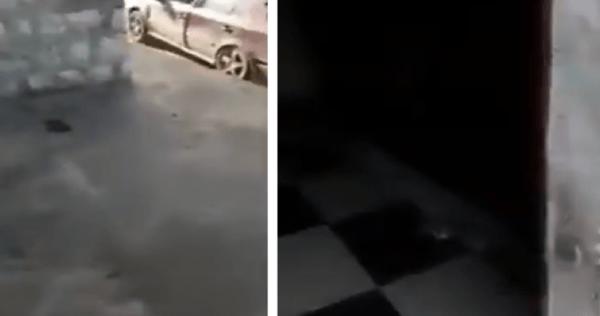 شاهد فيديو من إدلب يوثق المعنى الحقيقي لـ قهر الرجال