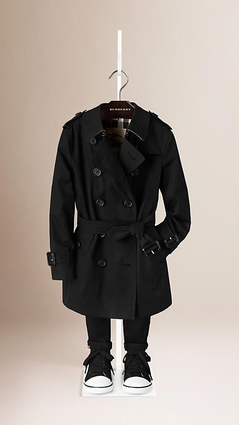 aaf3a54673f2 Girls' Trench Coats | Burberry | wishlist/faves | Burberry trench ...